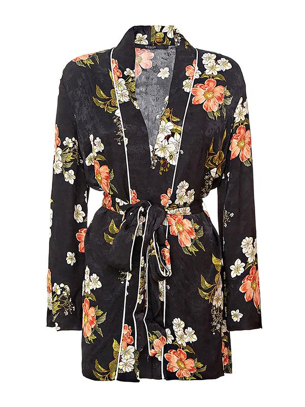 iorestoacasa guess giacca kimono