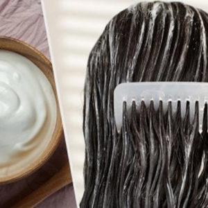 Come farsi da sole stando in casa una maschera per capelli