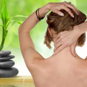 Anche chiusa dentro casa, tieniti in forma col massaggio fai da te