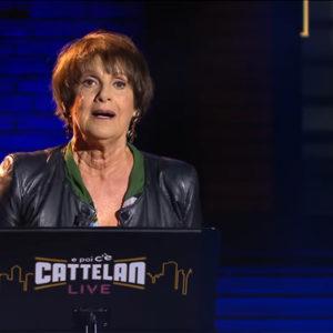Il toccante monologo di Lella Costa in difesa delle over 65