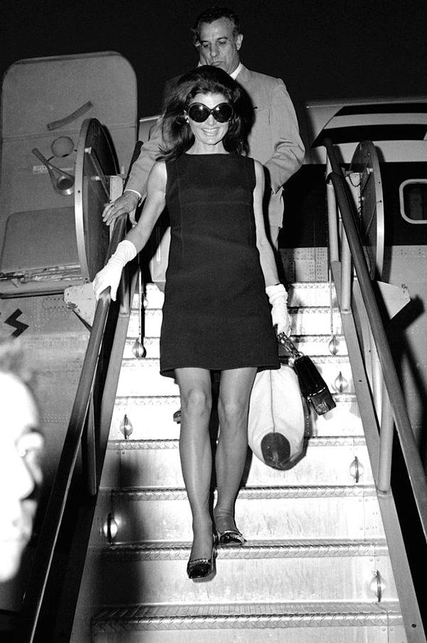 Jacqueline Kennedy anni 60