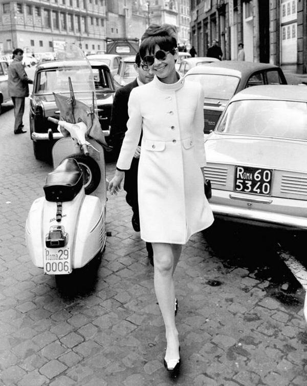 audrey hepburn anni 60