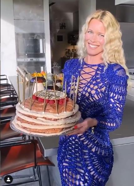 claudia shiffer compleanno
