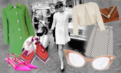 outfit anni 60 ap