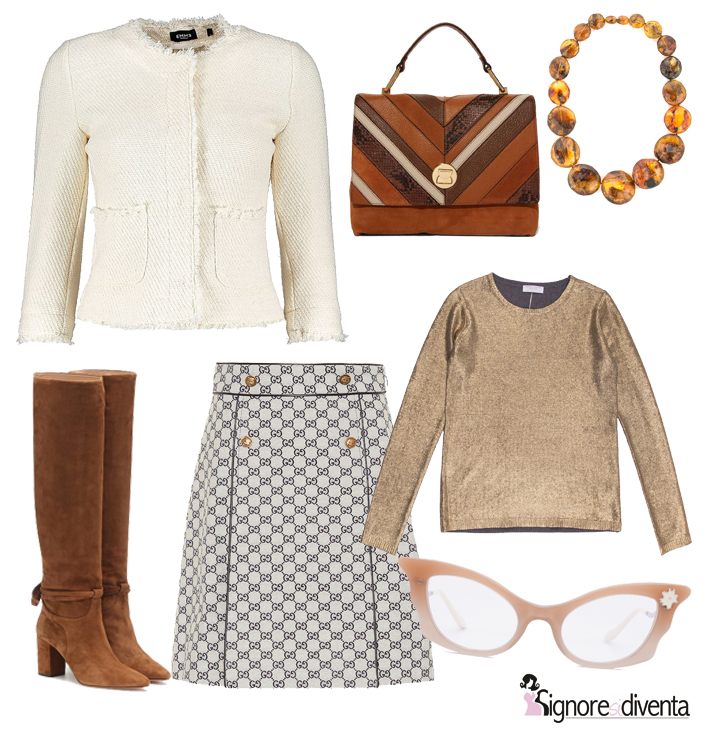 outfit anni 60 classic