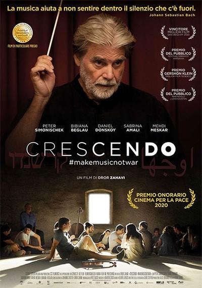 locandina crescendo film