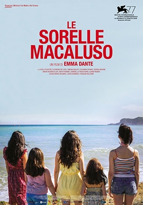 sorelle macaluso locandina