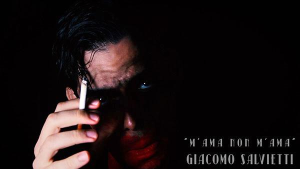Giacomo Salvietti - Cover