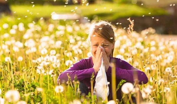 pollini-allergie-bambini
