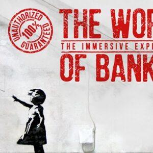 L'arte di Banksy arriva a Milano per un'esperienza immersiva