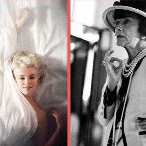 Coco-Marilyn: due icone in mostra negli scatti di Douglas Kirkland
